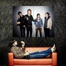 Boys Like Girls Rock Band Music Huge 47x35 Print Poster