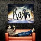 Korn Logo Band Music Huge 47x35 Print Poster