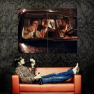 Bored To Death TV Series Huge 47x35 Print Poster