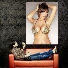 Sophie Howard Hot Model Sexy Big Boobs Huge 47x35 Print Poster