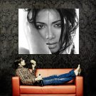 Nicole Scherzinger Hot Portrait BW Huge 47x35 Print Poster