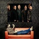 Nine Inch Nails Music Band Huge 47x35 Print Poster