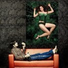 Mary Louise Parker Weeds TV Series Huge 47x35 Print Poster