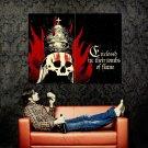 Dante S Inferno Skull Game Art Huge 47x35 Print Poster