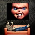Chucky Childs Play Movie Art Huge 47x35 Print Poster