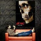 Evil Dead 2 Movie Skull Huge 47x35 Print Poster