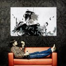 Air Gear Anime Art Huge 47x35 Print Poster