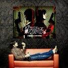 Bullet For My Valentine 4 Words Art Huge 47x35 Print Poster