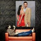 Burn Notice TV Show Art Huge 47x35 Print Poster