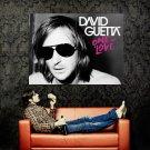 David Guetta One Love Music Huge 47x35 Print Poster