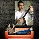 Sufjan Stevens Indie Folk Singer Music Huge 47x35 Print Poster