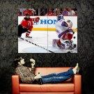 Ilya Kovalchuk Goal New Jersey Devils NHL Huge 47x35 Print Poster