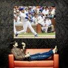 Aramis Ramirez Milwaukee Brewers MLB Huge 47x35 Print Poster