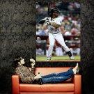 Andrew McCutchen Pirates MLB Baseball Huge 47x35 Print Poster