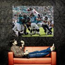 Arian Foster Houston Texans NFL Sport Huge 47x35 Print Poster
