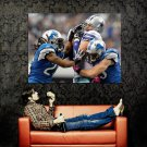 Jason Witten Dallas Cowboys NFL Sport Huge 47x35 Print Poster