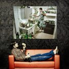 Beer Bottles Cool Alcohol Drinking Huge 47x35 Print Poster