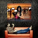 Ashley Bulgari Alcohol Cocktail Drinking Huge 47x35 Print Poster