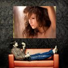Malena Morgan Hot Portrait Model Huge 47x35 Print Poster