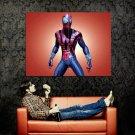 Amazing Spider Man Marvel Comics Art Huge 47x35 Print Poster