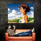 5 Centimeters Per Second Anime Art Huge 47x35 Print Poster