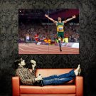 Oscar Pistorius South Africa Sport Huge 47x35 Print Poster