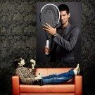 Novak Djokovic Tennis Sport Huge 47x35 Print Poster