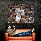 Cristiano Ronaldo Real Madrid Football Huge 47x35 Print Poster
