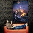 Clone Elite Squadron Star Wars Art Huge 47x35 Print Poster