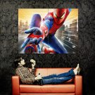 The Amazing Spider Man Art Video Game Huge 47x35 Print Poster