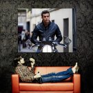 Mario Casas Bike Movie Actor Huge 47x35 Print Poster