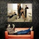 How I Met Your Mother Bathroom TV Series Huge 47x35 Print Poster