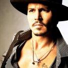 Johnny Depp Hot Portrait Actor 32x24 Print POSTER