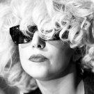 Lady Gaga Hot Blonde Portrait Music Singer 32x24 Print POSTER