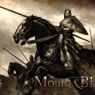 Mount And Blade Warband Art 32x24 Print POSTER