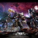 Aion The Tower Of Eternity Battle CG Art 32x24 Print POSTER