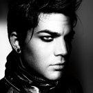 Adam Lambert BW Portrait Pop Rock Music 32x24 Print POSTER