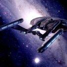 Enterprise Star Trek Starship Sci Fi Art 32x24 Print POSTER