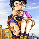 Dragonball Z Gohan Videl Anime Manga Art 32x24 Print POSTER