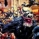 Spider Man Venom Symbiotes Comic Art 32x24 Print POSTER