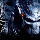 Predator Mask Alien Art Video Game 32x24 Print POSTER