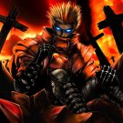 Trigun Vash The Stampede Anime Manga Art 32x24 Print POSTER