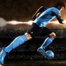 Lionel Messi Soccer Football Argentina Barcelona Sport 32x24 Print POSTER