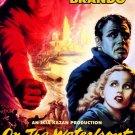 Marlon Brando On The Waterfront Movie Legendary Actor 32x24 POSTER
