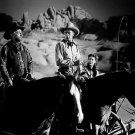 Gary Cooper Western Movie Legendary Actor BW 32x24 POSTER