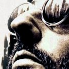 Leon The Professional Art Glasses Jean Reno Movie 32x24 POSTER