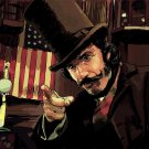 Bill The Butcher Cutting Gangs Of New York Daniel Day Lewis Art 32x24 POST