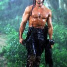 John Rambo Rain First Blood Sylvester Stallone Action Movie 32x24 POSTER