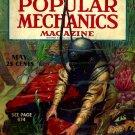 Popular Mechanics Magazine Cover Vintage Retro Art 32x24 POSTER