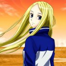 Arakawa Under The Brige Cute Blonde Girl Anime Art 32x24 POSTER